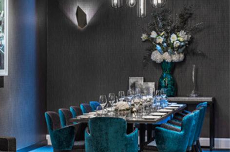 Thiết kế lộng lẫy của nhà hàng M ở London