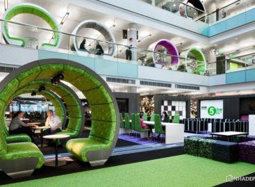 Chiêm ngưỡng văn phòng hiện đại của BBC North ở Salford