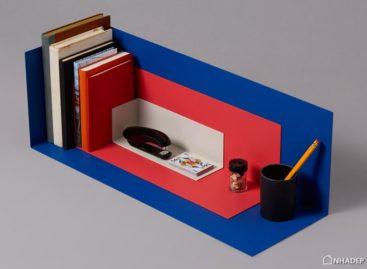 Bộ sưu tập kệ Corners tiện dụng thiết kế bởi Kyuhuyng Cho