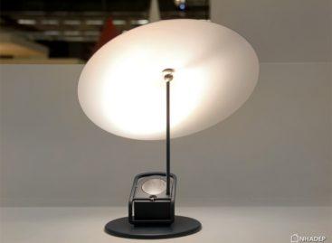 Chiếc đèn kẹp đa năng được thiết kế cho hãng đèn Thụy Điển nổi tiếng Wästberg