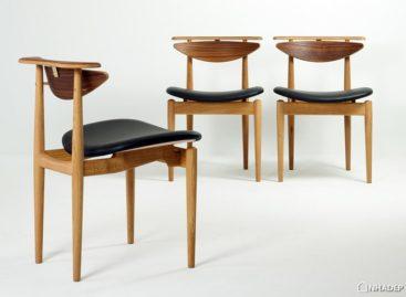 Các sản phẩm nội thất cổ điển từ những năm 90 của Finn Juhl