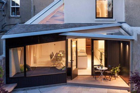 Ngôi nhà với lối kiến trúc đặc sắc thiết kế bởi nhóm kiến trúc sư NOJI