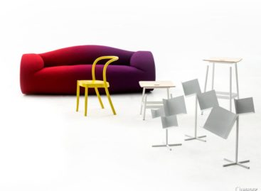 Những mẫu đồ nội thất ấn tượng của Moroso tại Salone del mobile 2015