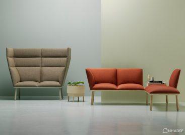 Bộ sofa Tondo được phát triển từ chiếc ghế đơn Tondo