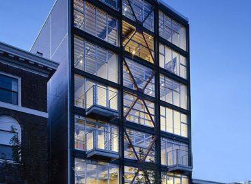 Căn hộ tầng áp mái ở Seattle, sự kết hợp hài hòa giữa cấu trúc và vật liệu