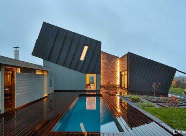 Ngôi nhà của ZEB được thiết kế bởi Snøhetta