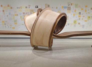 Not Now – Một tác phẩm điêu khắc của Michael Beitz