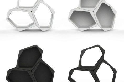 Kệ sách với hình dáng độc đáo thiết kế bởi Movisi – Build