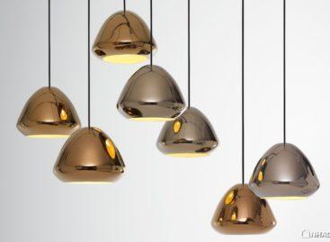 Vẻ đẹp của đèn Glaze Metallic