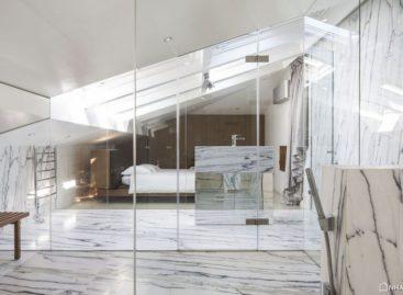 Căn hộ DG I được thiết kế bởi Camarim Arquitectos