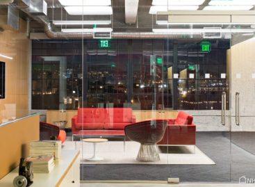 Văn phòng PCH theo phong cách hiện đại, cách tân và vui nhộn