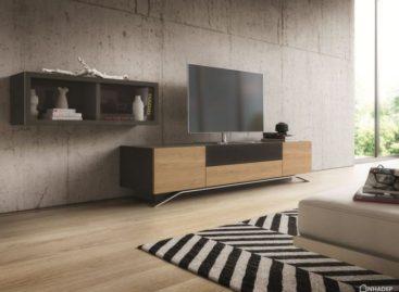 Một số thiết kế kệ ti-vi hiện đại cho phòng khách (Phần 1)