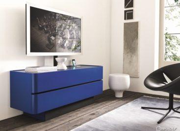 Một số thiết kế kệ ti-vi hiện đại cho phòng khách (Phần 2)