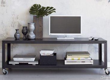 Một số thiết kế kệ ti-vi hiện đại cho phòng khách (Phần 3)