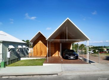 Tham quan ngôi nhà Christian Street được thiết kế bởi James Rusell Architect