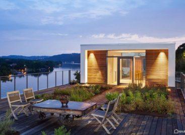Ngôi nhà bên sườn núi Cliff Dwelling được thiết kế bởi Specht Harpman