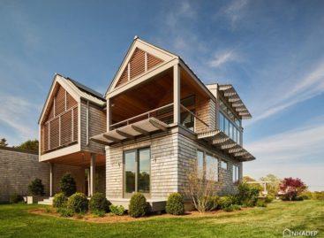 Khám phá ngôi nhà thiết kế ngược Monroe – Drive Residence