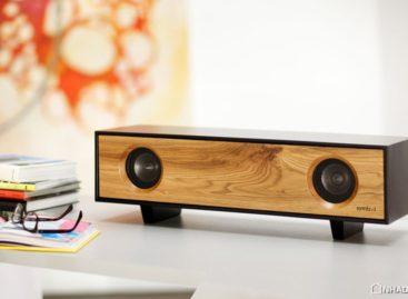 Loa để bàn tinh tế được thiết kế bởi Symbol Audio
