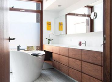 7 phòng tắm mang phong cách thiết kế tối giản