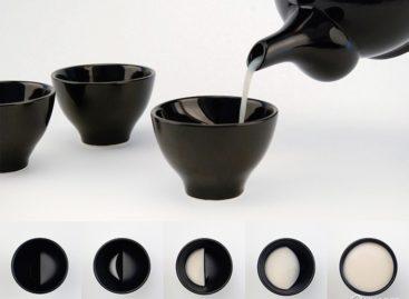 """Những chiếc tách """"mặt trăng"""" của công ty thiết kế Tale"""
