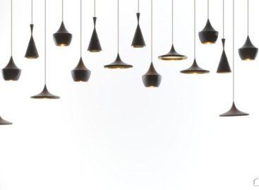 10 mẫu thiết kế đèn nổi bật của các thương hiệu trên thế giới