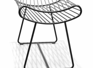 Ghế đẩu độc đáo với hiệu ứng đổ bóng