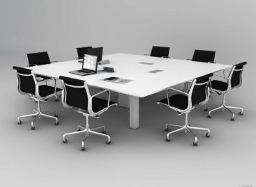 Bàn họp dành cho văn phòng hiện đại