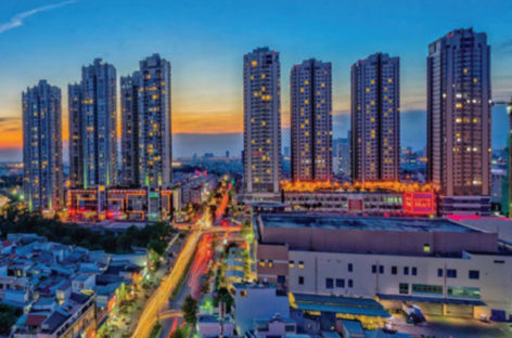 C.T Plaza – công trình kiến trúc nghệ thuật độc đáo giữa lòng Sài Gòn
