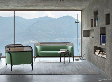 Sự kết hợp mới mẻ về vật liệu trong bộ sưu tập nội thất của bộ đôi nhà thiết kế GamFratesi