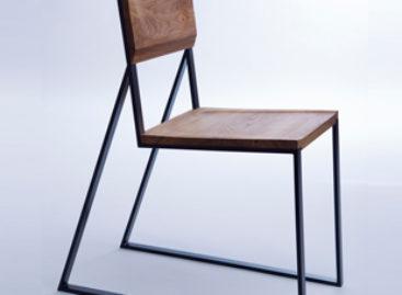 Chiếc ghế tựa K1 với phần chân độc đáo