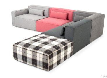 Những kiểu dáng khác nhau của bộ sản phẩm nội thất mới của GUS*Modern