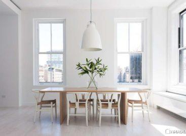 5 phòng ăn hiện đại với những chiếc ghế Wishbone