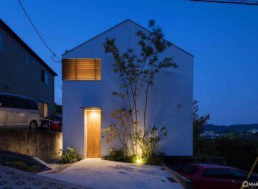 Ngắm nhìn ngôi nhà với không gian tuyệt vời ở Ikoma
