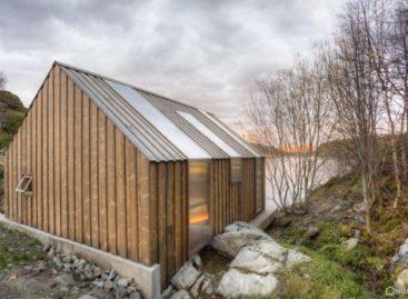 Khám phá một ngôi nhà nghỉ dưỡng ven biển tại Na Uy