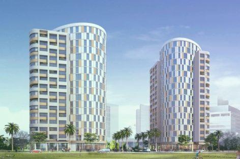 Conic Skyway Residence: Môi trường và tiện ích hoàn hảo