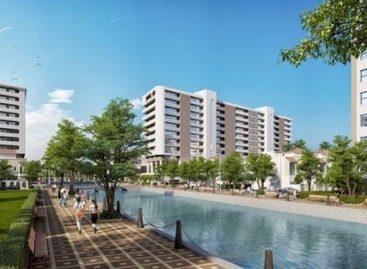 N.H.O đầu tư xây khu đô thị Tây sông Hậu