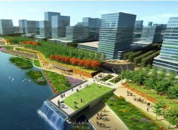 Công bố khu đô thị ngàn tỷ ở phía Tây Sông Hậu