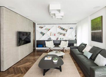 Ngắm nhìn thiết kế hiện đại của ngôi nhà B House