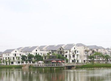 Căn hộ liền kề tại khu đô thị Xuân Phương