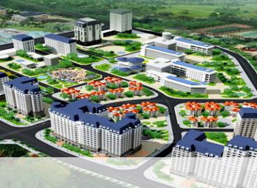 Khu đô thị mới Cổ Nhuế – Hà Nội
