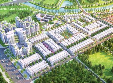 Mở bán giai đoạn một khu đô thị PhoDong Village