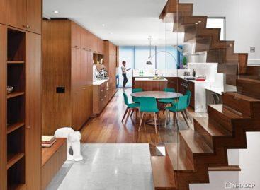 Đá tự nhiên trong thiết kế nhà ở hiện đại