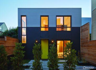 Ngôi nhà hai trong một tại San Francisco