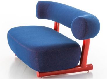 Những chiếc ghế mang phong cách khác biệt của Sebastian Herkner