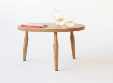 Bộ sưu tập đồ gỗ Santiago của Liam Treanor