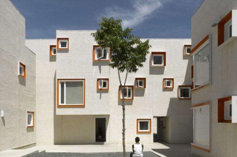 Không gian sống tiện lợi và mới lạ tại khu chung cư Centre Village