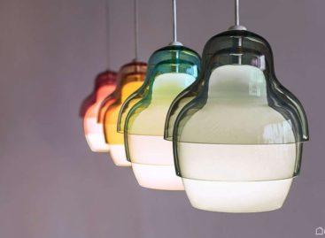 Chiêm ngưỡng một số kiểu đèn trang trí độc đáo