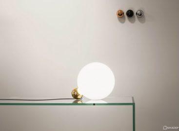 Mẫu đèn độc đáo của nhà thiết kế Michael Anastassiades