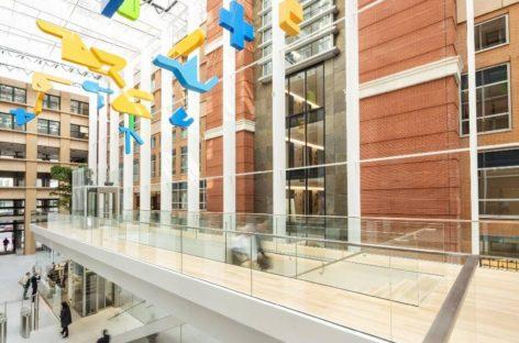 Ngắm nhìn vẻ đẹp của các tòa nhà hành chính tại Hà Lan
