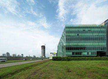 Kiến trúc mới của tòa nhà văn phòng Argos ở Panama